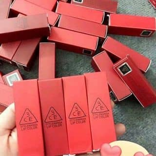 Son 3ce Red Recipe chính hãng 💄 của phannhok tại Hồ Chí Minh - 3714723