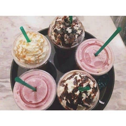 Các hình ảnh được chụp tại Starbucks Coffee - Rex Hotel
