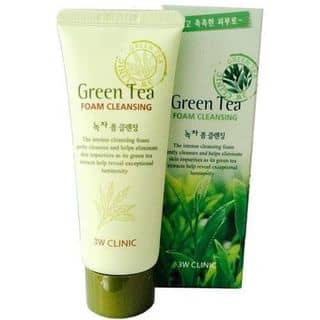 Sữa rửa mặt 3W Clinic Green Tea Foam Cleansing của tranhoaiphong tại Hải Phòng - 2556029