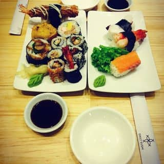 Sushi của kjdlove tại 50 Phan Chu Trinh, Vạn Thạnh, Thành Phố Nha Trang, Khánh Hòa - 495303