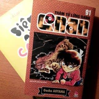 Thám tử lừng danh Conan tập 91 của simsimihuyen tại Hà Tĩnh - 3768819