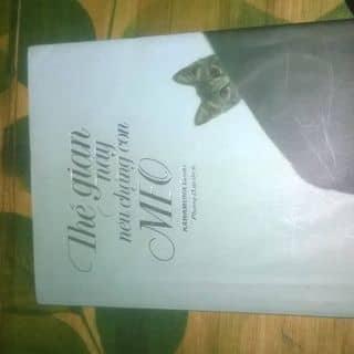 Thế gian này nếu chẳng còn mèo - Kawamura của minhhaoconan tại Hồ Chí Minh - 3018737