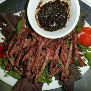 Thịt hun khói tây bắc  của tranthihongmai2 tại Ki Ốt 11 Trường Chinh, Huyện Vĩnh Tường, Vĩnh Phúc - 3739726