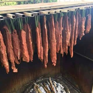 Thịt trâu gác bếp của mathehieu tại Ngã 4 Đồng Xoài, Thị Xã Đồng Xoài, Bình Phước - 1812278