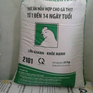 Thức ăn hỗn hợp cho gà thịt bao 25Kg của nguyenthuyliem tại Trà Vinh - 1092218