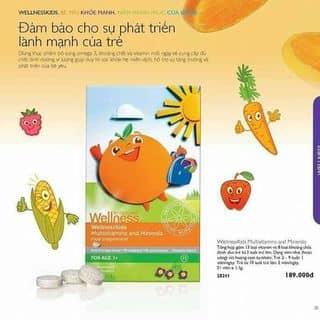 Thuc pham bo sung vitamin của nguyenmaiphuong44 tại Đồng Tháp - 3563543