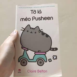 """""""Tớ là mèo Pusheen"""" của macmet1 tại Hồ Chí Minh - 3373495"""