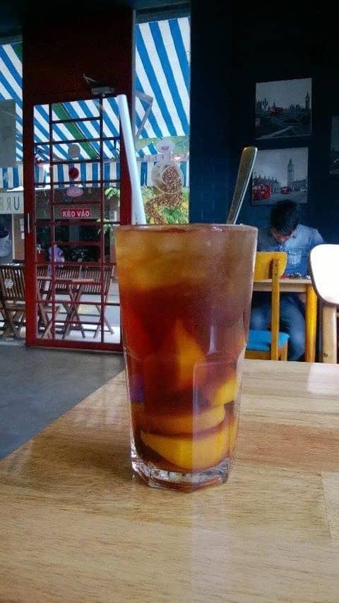 Trà đào - 200143 vietthaocao - Urban Station Coffee Takeaway - Tô Hiến Thành - 288 Tô Hiến Thành, Phường 12, Quận 10, Hồ Chí Minh