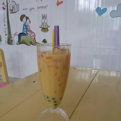 Các hình ảnh được chụp tại Trà Sữa YoYo