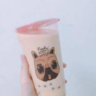 Trà sữa bobapop vị ô long sữa+thạch thuỷ tinh của boo.nguyen.9028 tại 115 Cao Thắng, phường 17, Quận Phú Nhuận, Hồ Chí Minh - 3857855