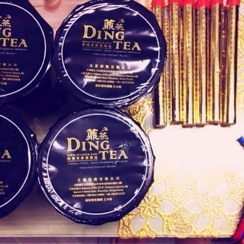 Các hình ảnh được chụp tại Ding Tea - Thái Hà