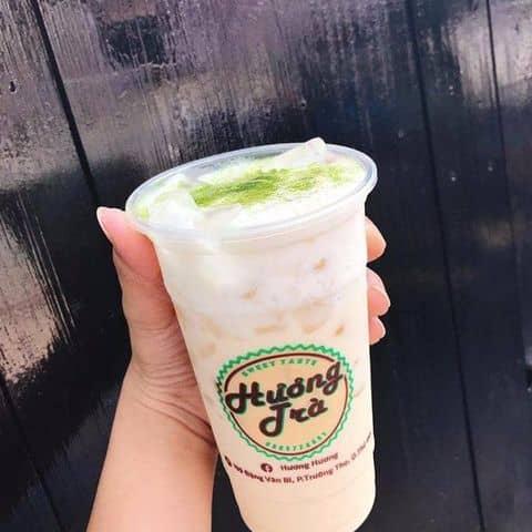 Các hình ảnh được chụp tại Trà sữa Huo Cha