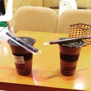 Trà sữa socola trân trâu + Trà nhài trân trâu của thanhmo1 tại 100 Nguyễn Văn Cừ, Trường Thi, Thành Phố Vinh, Nghệ An - 1143865
