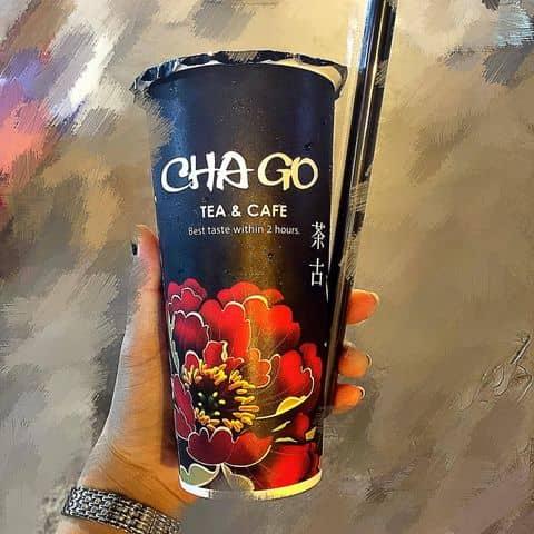Các hình ảnh được chụp tại ChaGo Tea & Cafe - Hàng Buồm