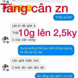 Trà tăng cân Hoàn Hồng Chi của phamquynhbaotran tại Khánh Hòa - 3238663