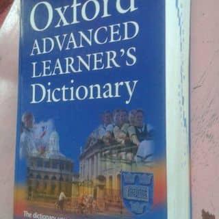 Từ điển Oxford 7th edition của duongtrang91 tại Thừa Thiên Huế - 2269506