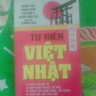 Từ điển Việt - Nhật của dcandygotjams tại Trà Vinh - 1635456