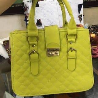 Túi màu vàng tranh của nashi1 tại Shop online, Huyện Bù Gia Mập, Bình Phước - 2926044