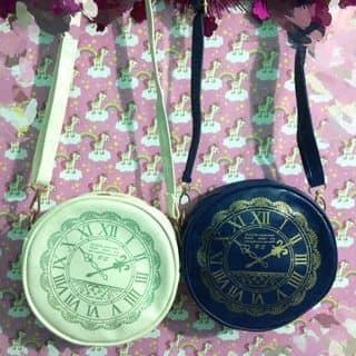 Túi tròn hình đồng hồ ⏱⏱⏱⏱ của nanamimi tại Thái Bình - 3405491