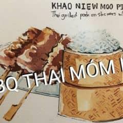 Móm Hí BBQ THÁI trên LOZI.vn