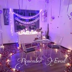 Tiệc lãng mạn cho 2 người