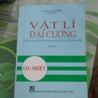 Vật Lí Đại Cương Tập 1 của arjen tại 0121.347.2167, Quận Tân Phú, Hồ Chí Minh - 3046466