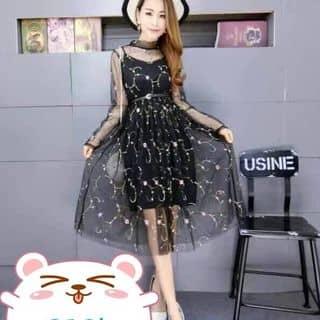 Váy hoa lưới kèm đầm lót 2 dây của loveless95 tại Khánh Hòa - 2531950