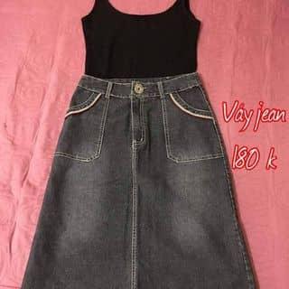 Váy jean của phanthanhmai88 tại Hồ Chí Minh - 3325307