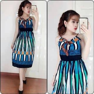 Váy maxi lanh. của mioomi92 tại tt. Khe Sanh, Huyện Hướng Hóa, Quảng Trị - 3105603