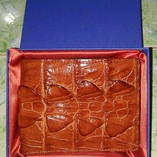 Ví da cá sấu của leetrong tại Tây Ninh - 2287709