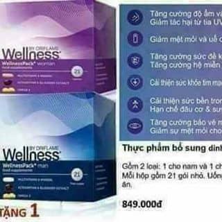 Wellness pack man của nguyenhungtruongngoc tại Thành Phố Cao Lãnh, Đồng Tháp - 3877433