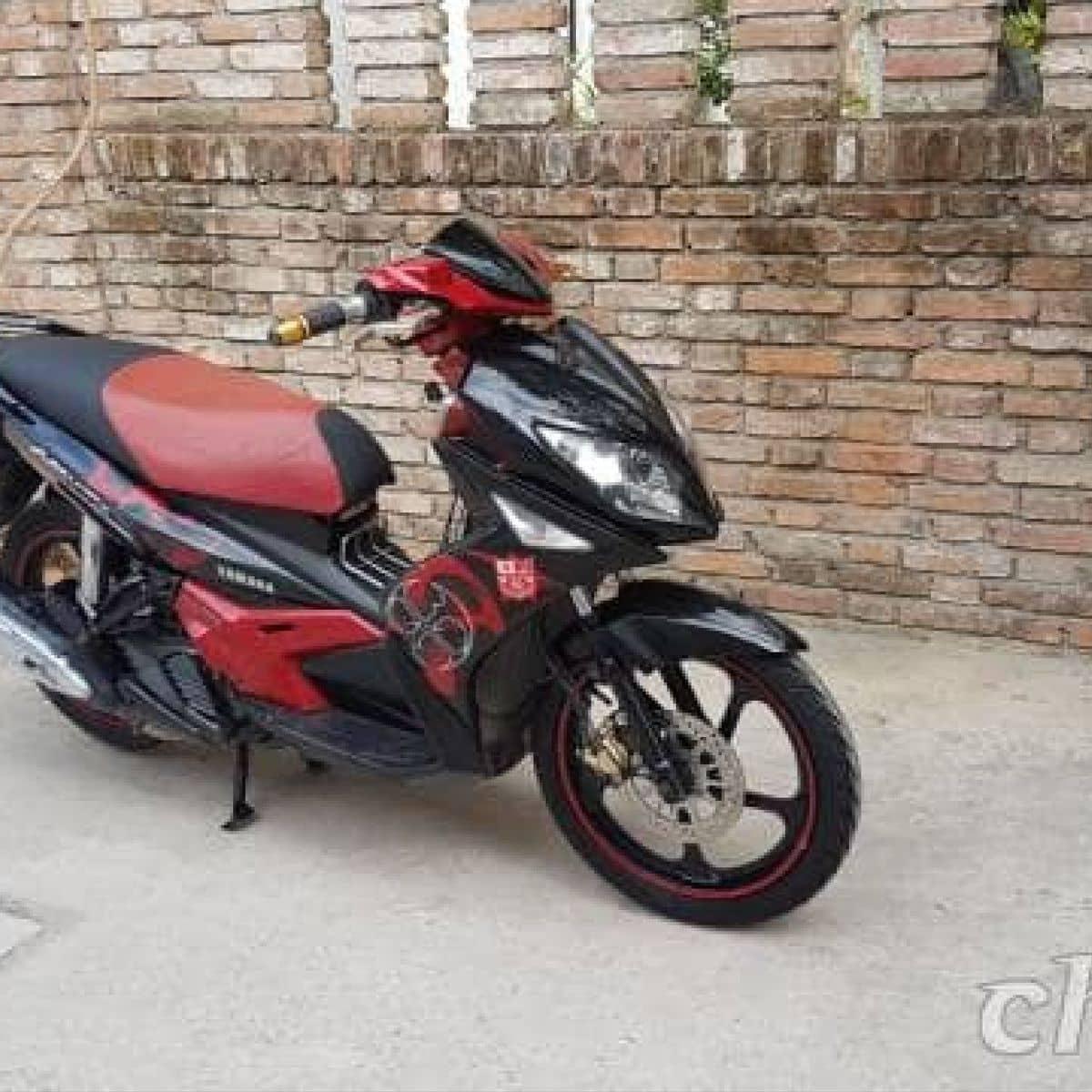 Yamaha Nouvo 4 En Bstp 9 Ch Ti Ca Hng Xe C S 0 Hi Nuvo H Lozi